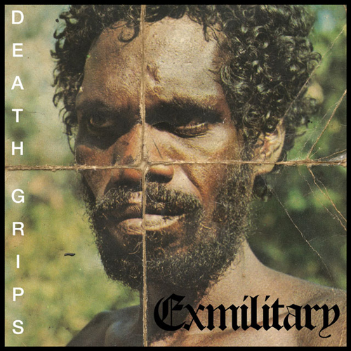 Death Grips - Exmilitary
